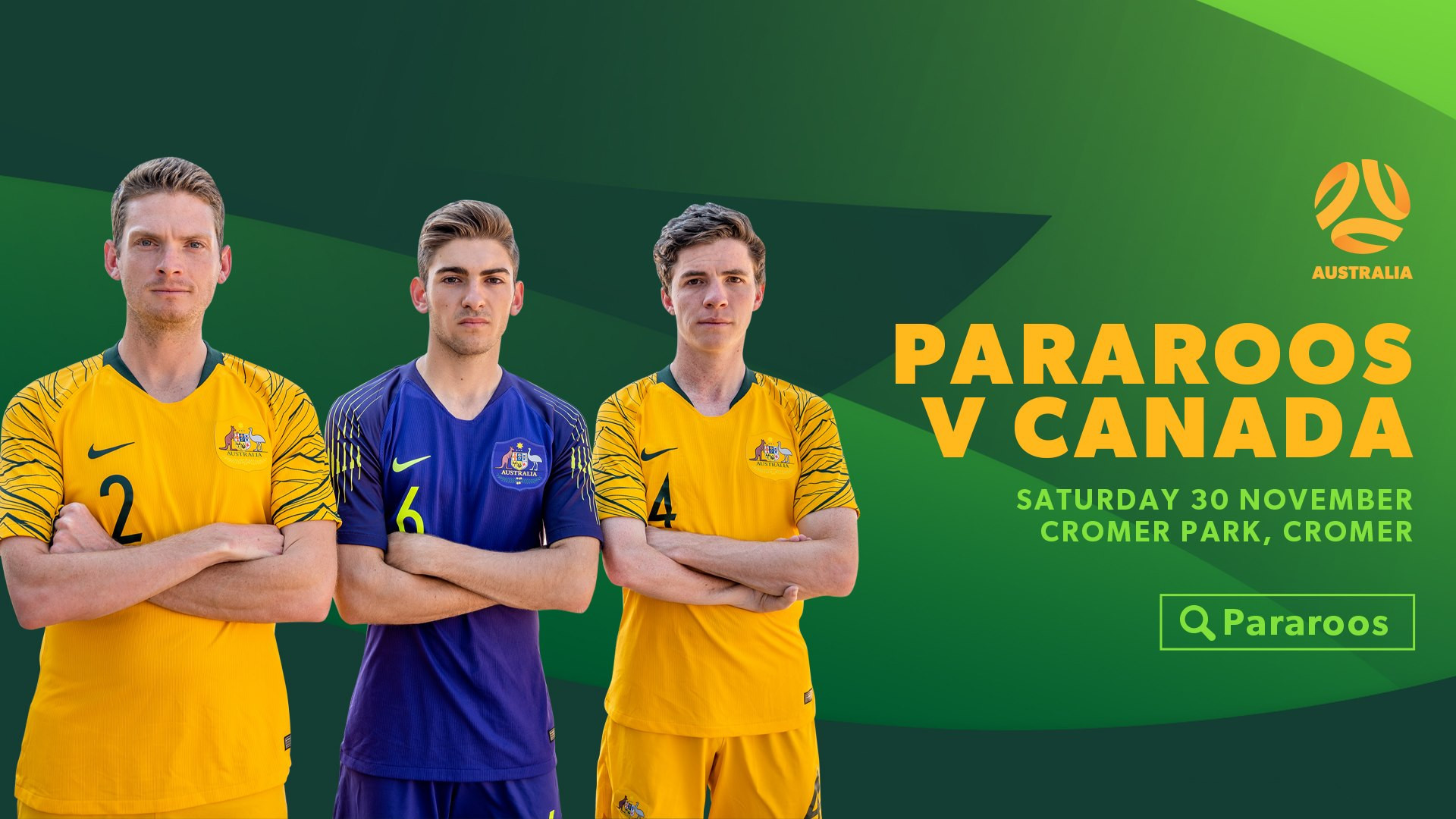 Pararoos coming home for first time since Sydney 2000