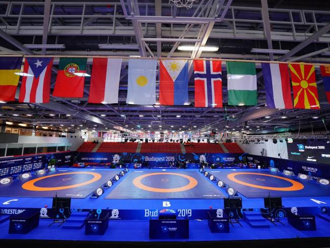 Wrestling will hold full World Championships during Olympic year for first time in 2021