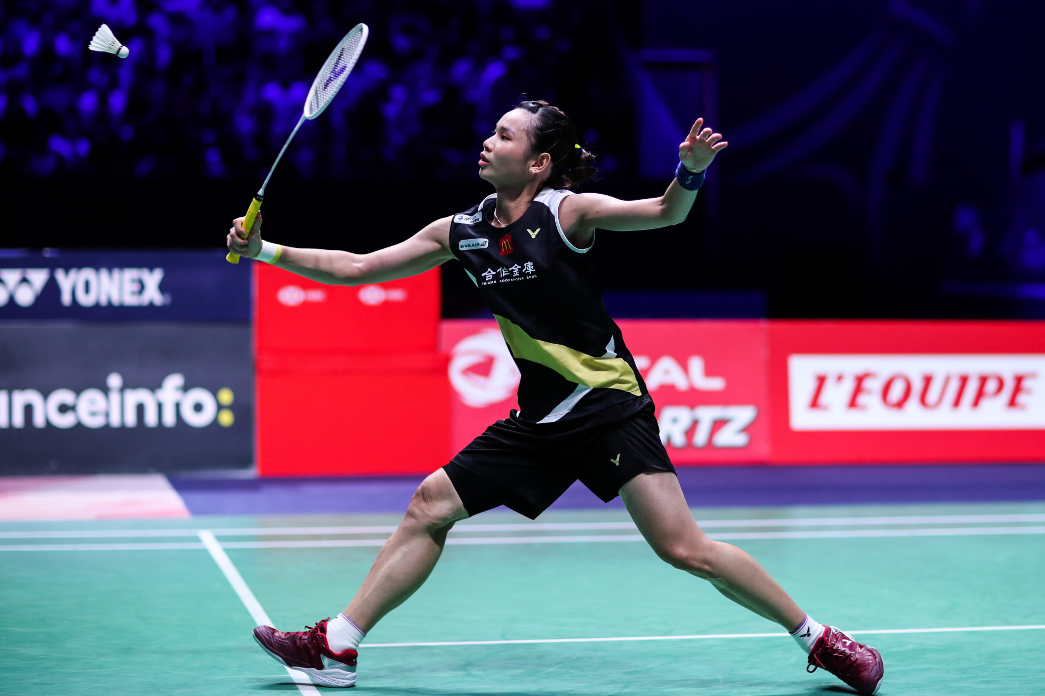 Chinese Taipei's Tai Tzu Ying is the top seed in the women's singles event ©Getty Images