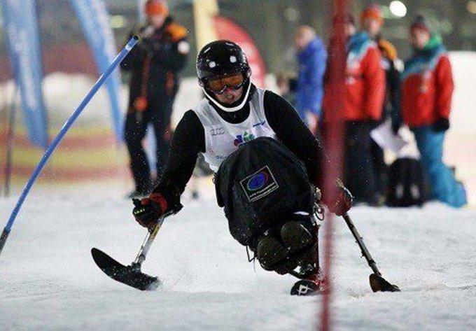 Dutch Alpine skier Van Bergen eyeing qualification for Beijing 2022 Winter Paralympics