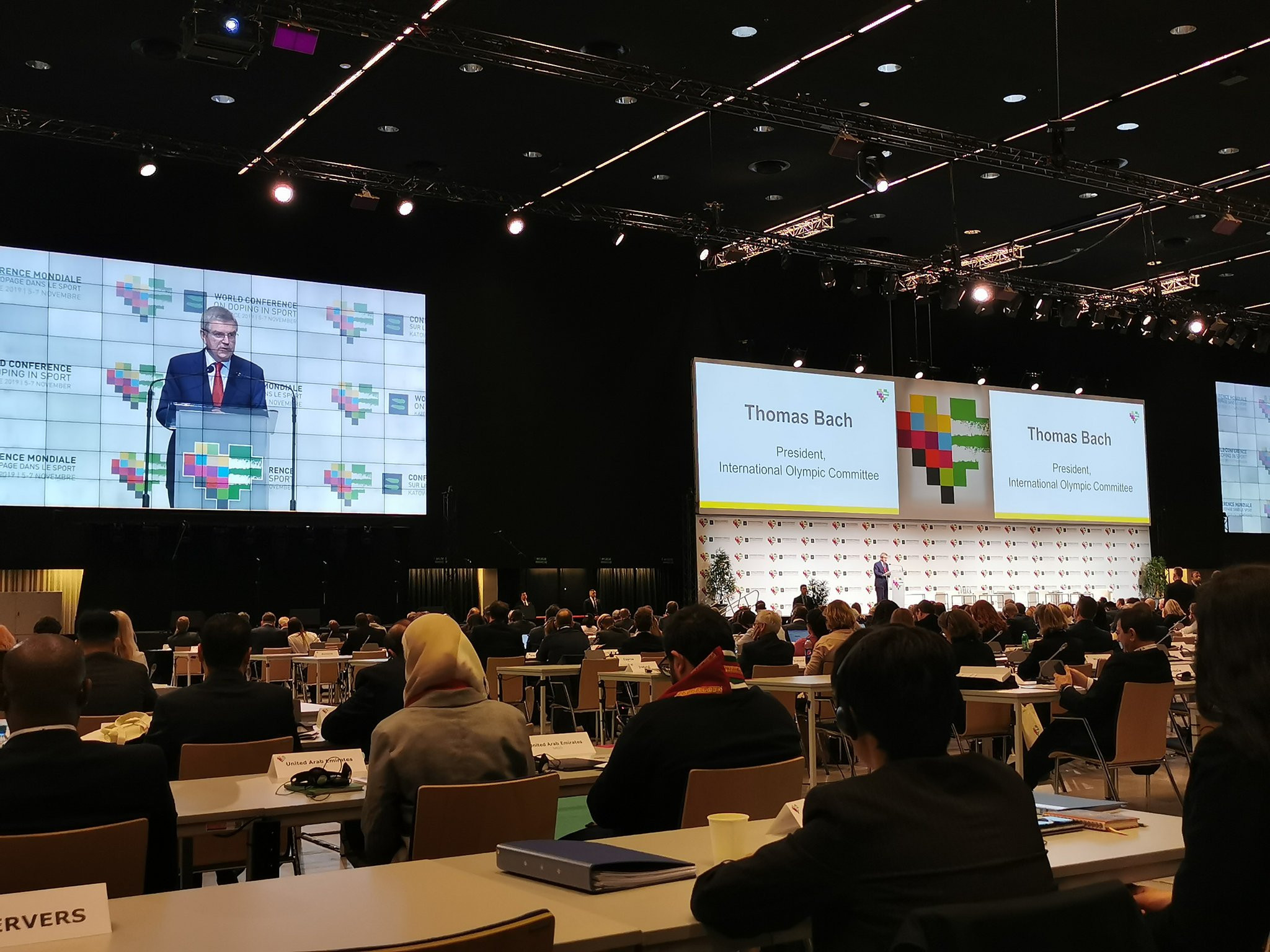 IOC wants International Federations and NADOs to store drugs samples for 10 years