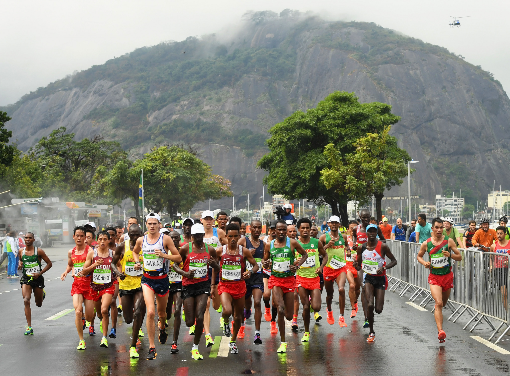 Tokyo 2020 President warns men's Olympic marathon in Sapporo will have to be moved from last day