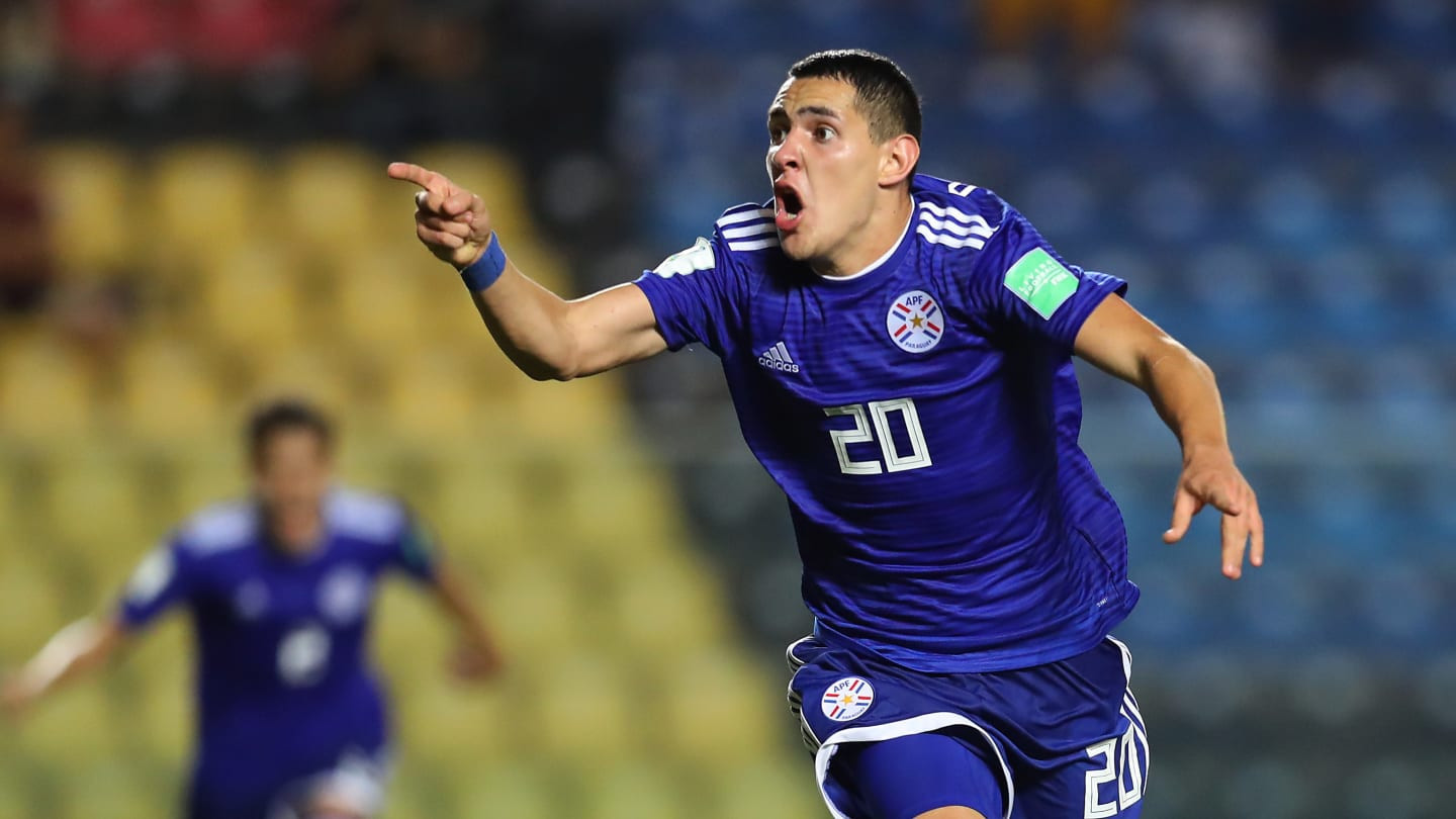 Duarte scores late winner as Paraguay fight back to reach FIFA Under-17 World Cup