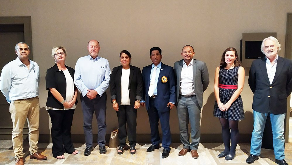 WKF President confident following meeting with organisers of 2021 World Cadet, Junior and Under-21 Championships