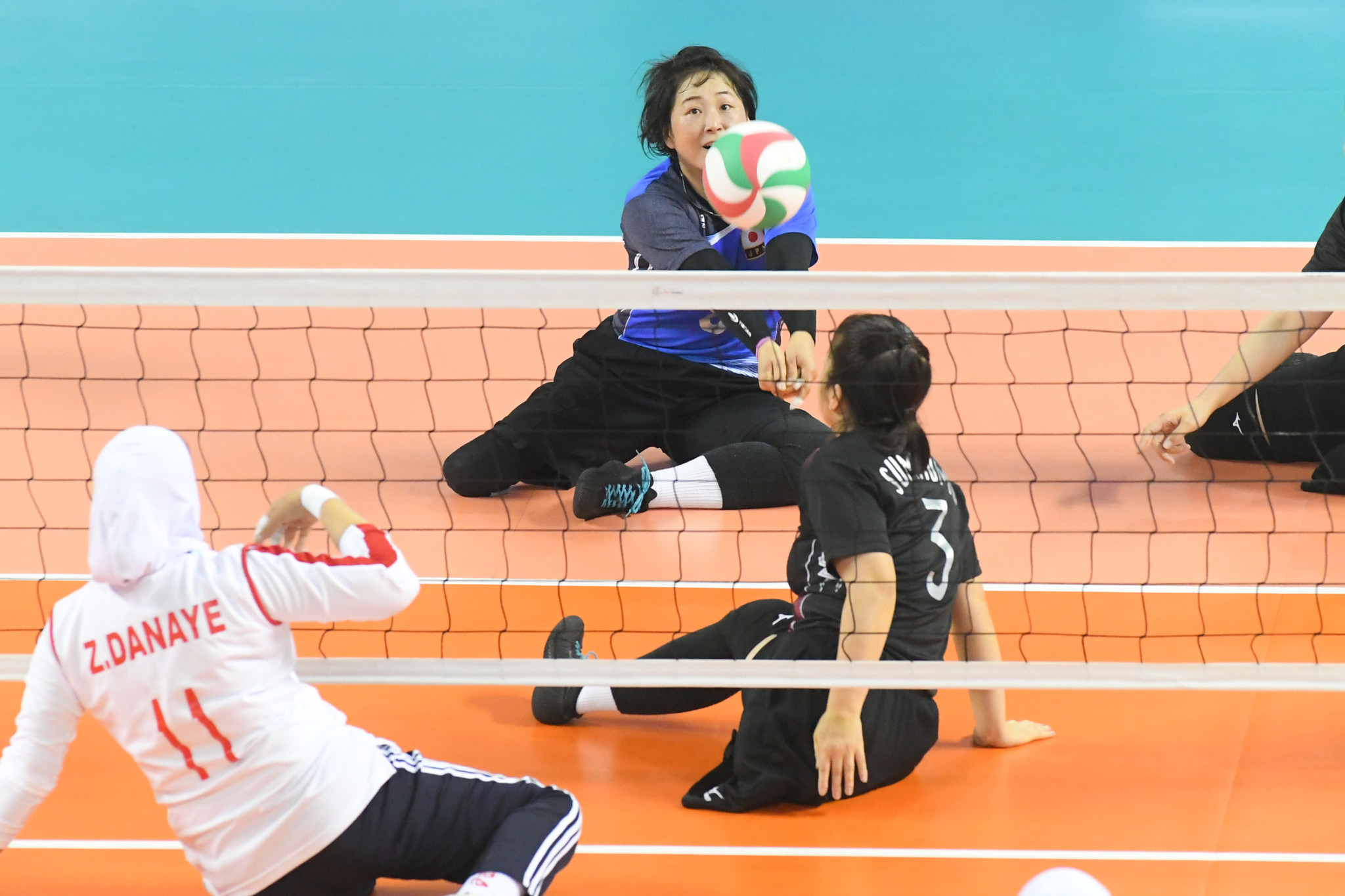 The winner of the qualifier will secure the last place in the women's event at Tokyo 2020 ©Getty Images