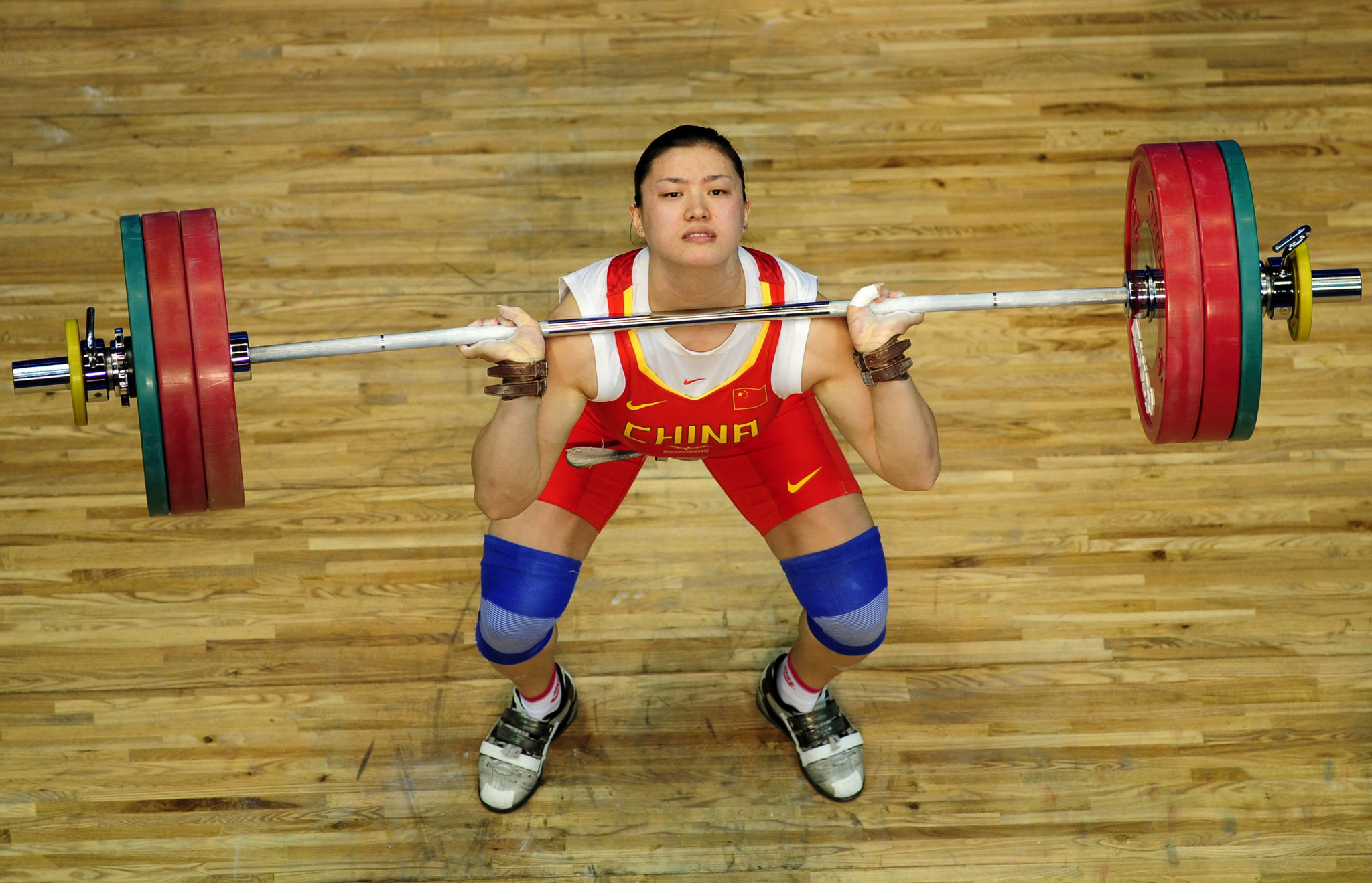 Cao Lei was one of three Chinese gold medallist stripped of their Beijing 2008 titles for doping ©Getty Images
