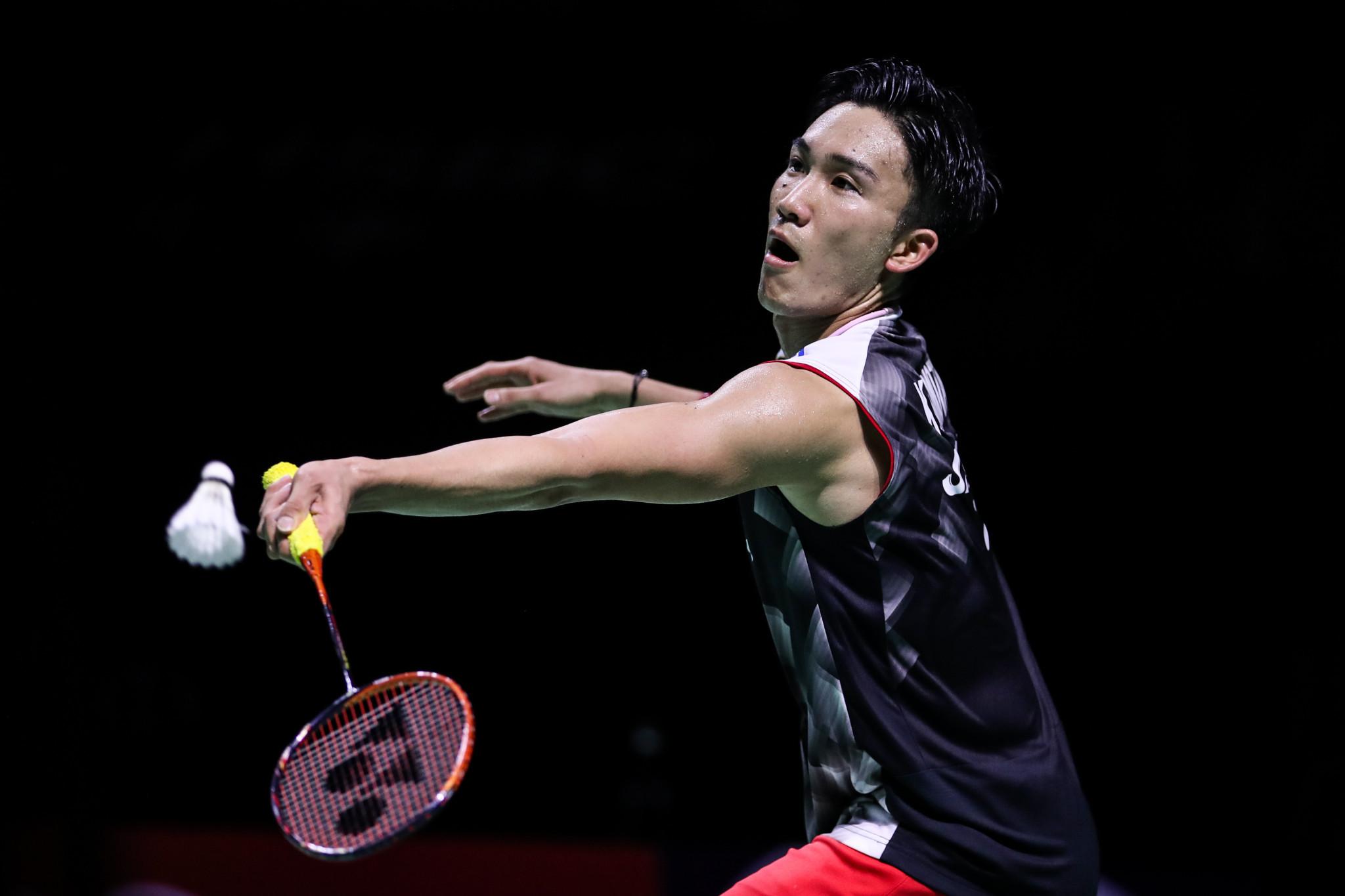 Momota wins 10th title of season at BWF Fuzhou China Open
