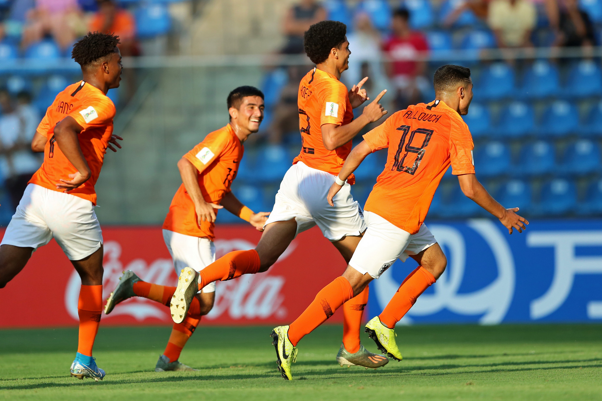 Mexico and Netherlands reach last four at FIFA Under-17 World Cup