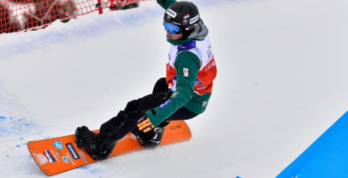 Stars line up for Para Snowboard World Cup kick-off