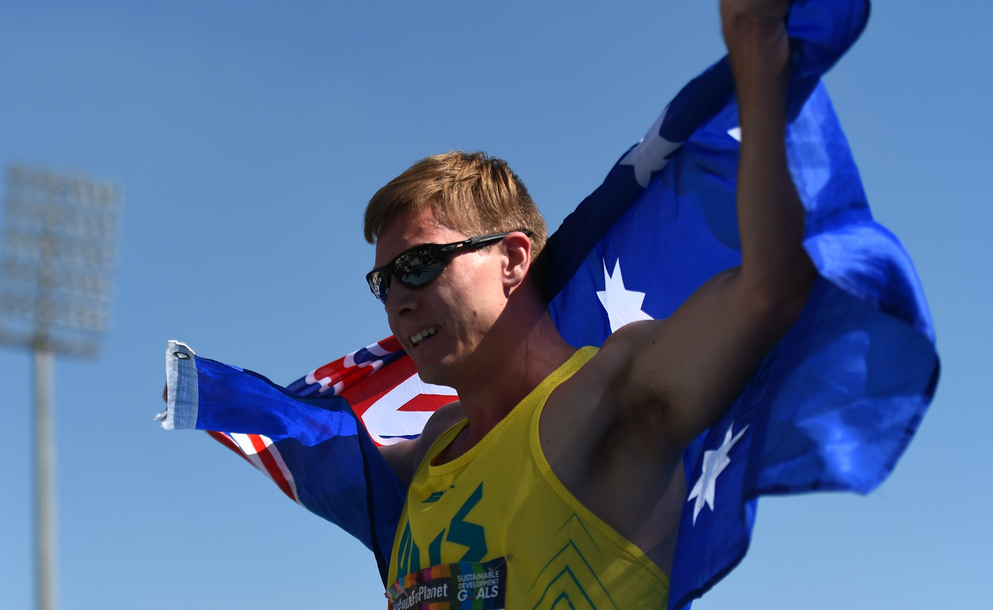 Turner breaks second world record at World Para Athletics Championships in Dubai