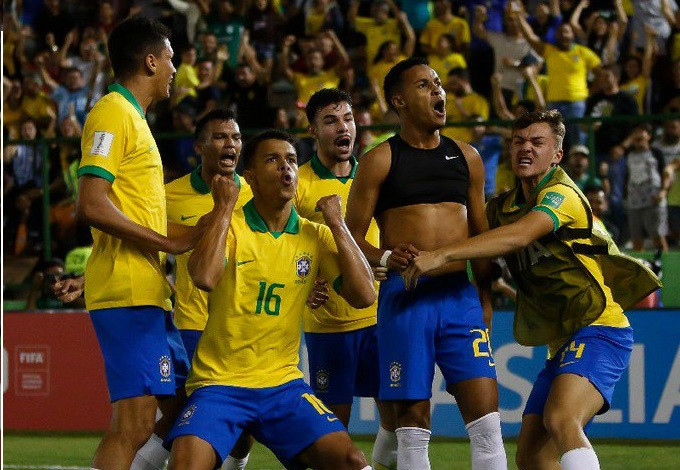 Brazil edge past France to reach FIFA Under-17 World Cup final