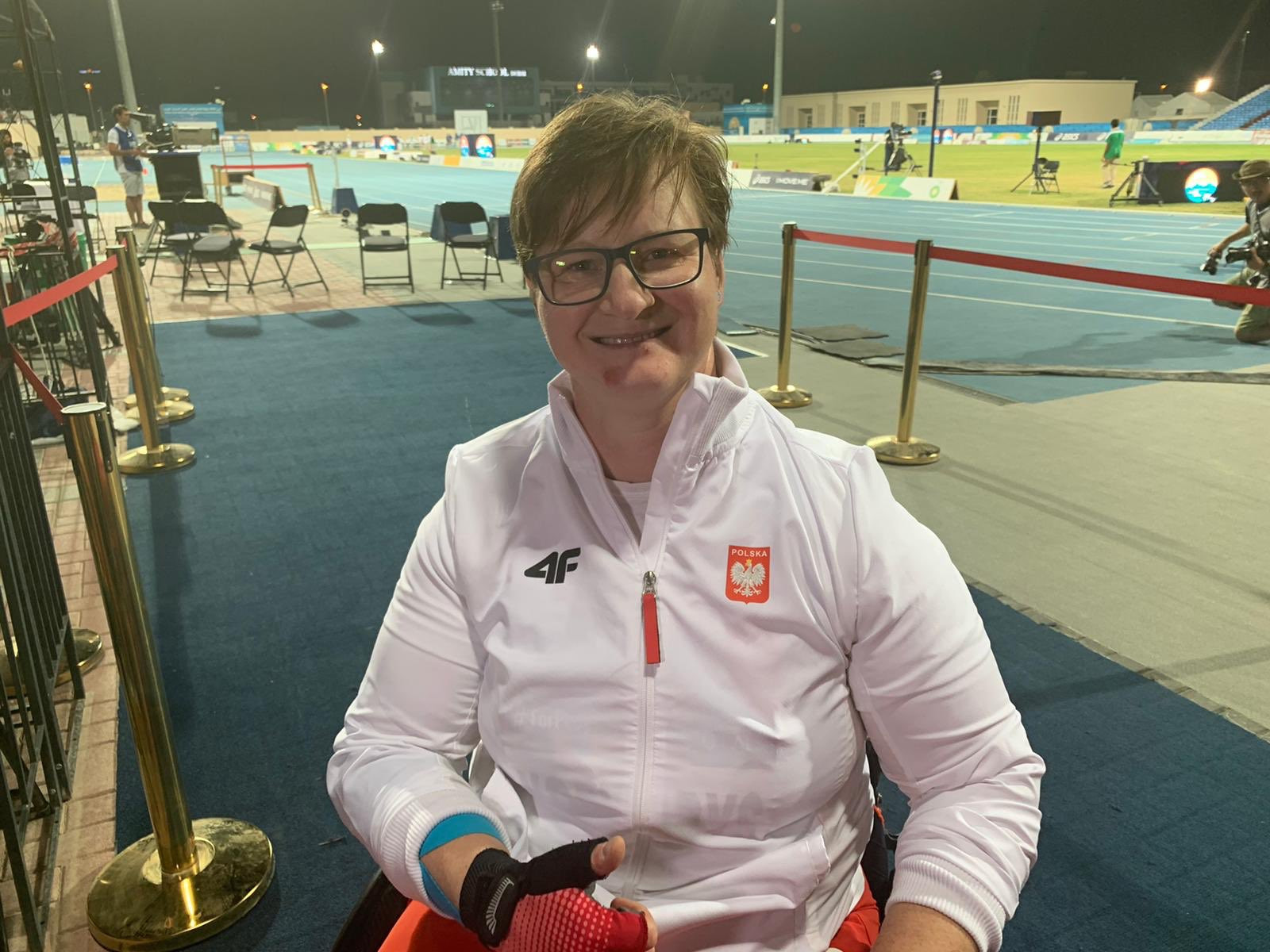Kornobys and Cinnamo claim shot put gold as World Para Athletics Championships conclude