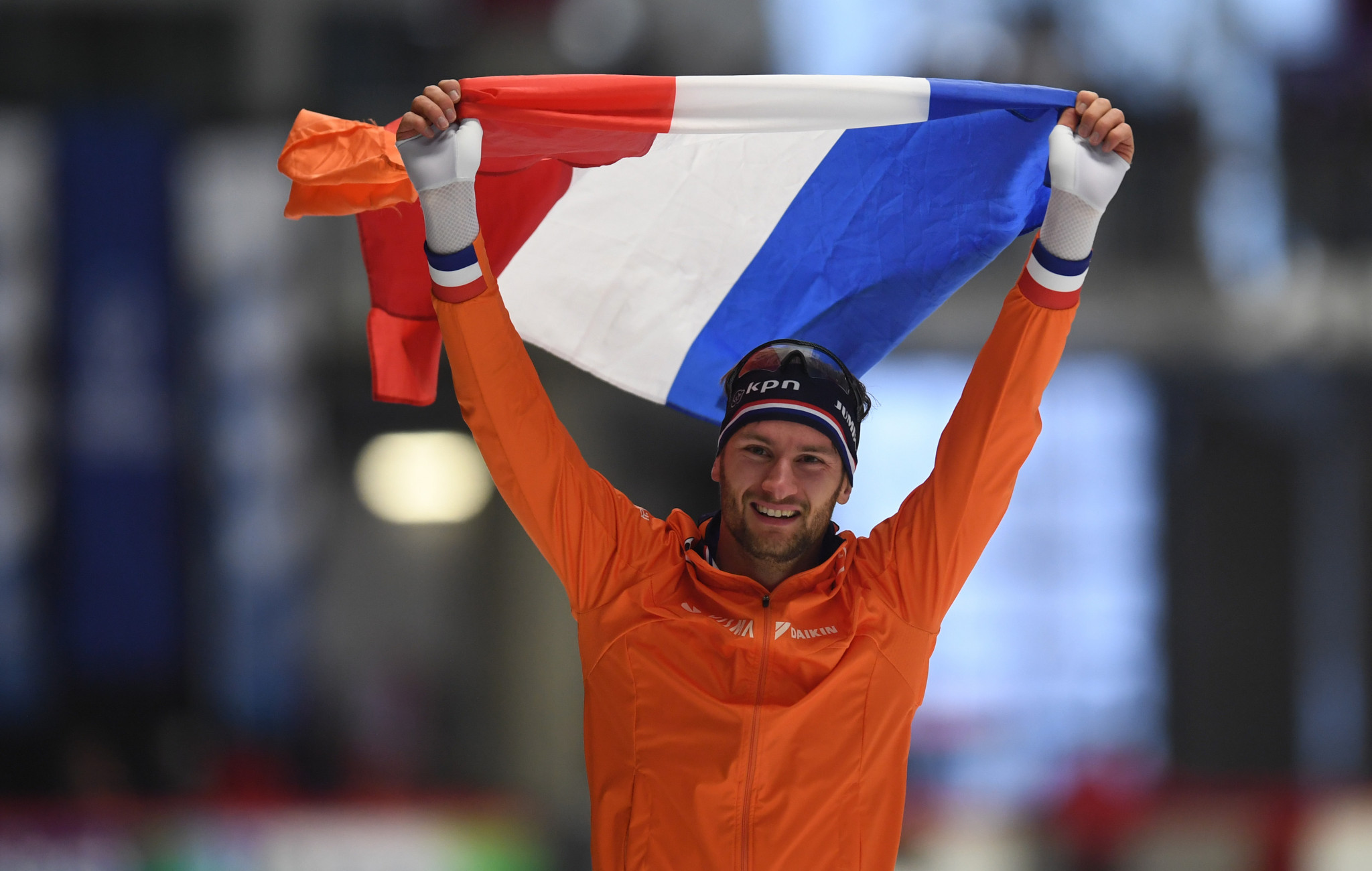 Krol claims 1,000m gold as Dutch dominance continues at ISU Speed Skating World Cup
