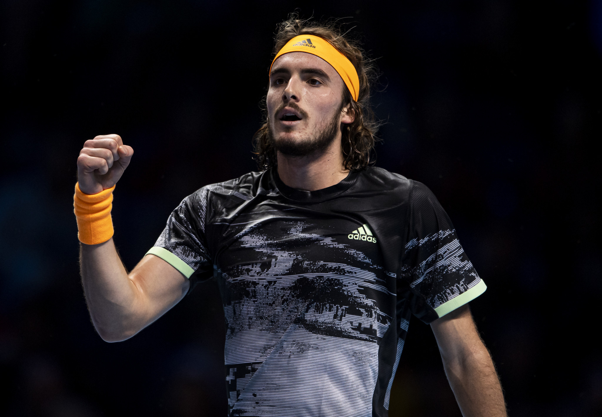 Tsitsipas ousts Federer to set up Thiem battle for ATP Finals crown