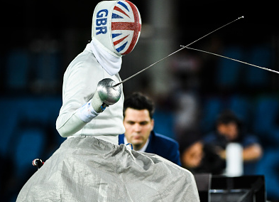 Gilliver wins gold at IWAS Wheelchair Fencing World Cup in Amsterdam