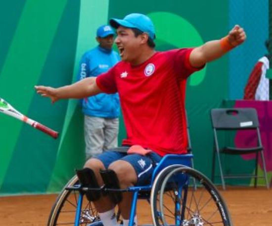 Wheelchair tennis stars shortlisted for APC Athlete of the Month award for October