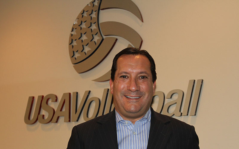 USA Volleyball extend chief executive Davis' contract until 2024