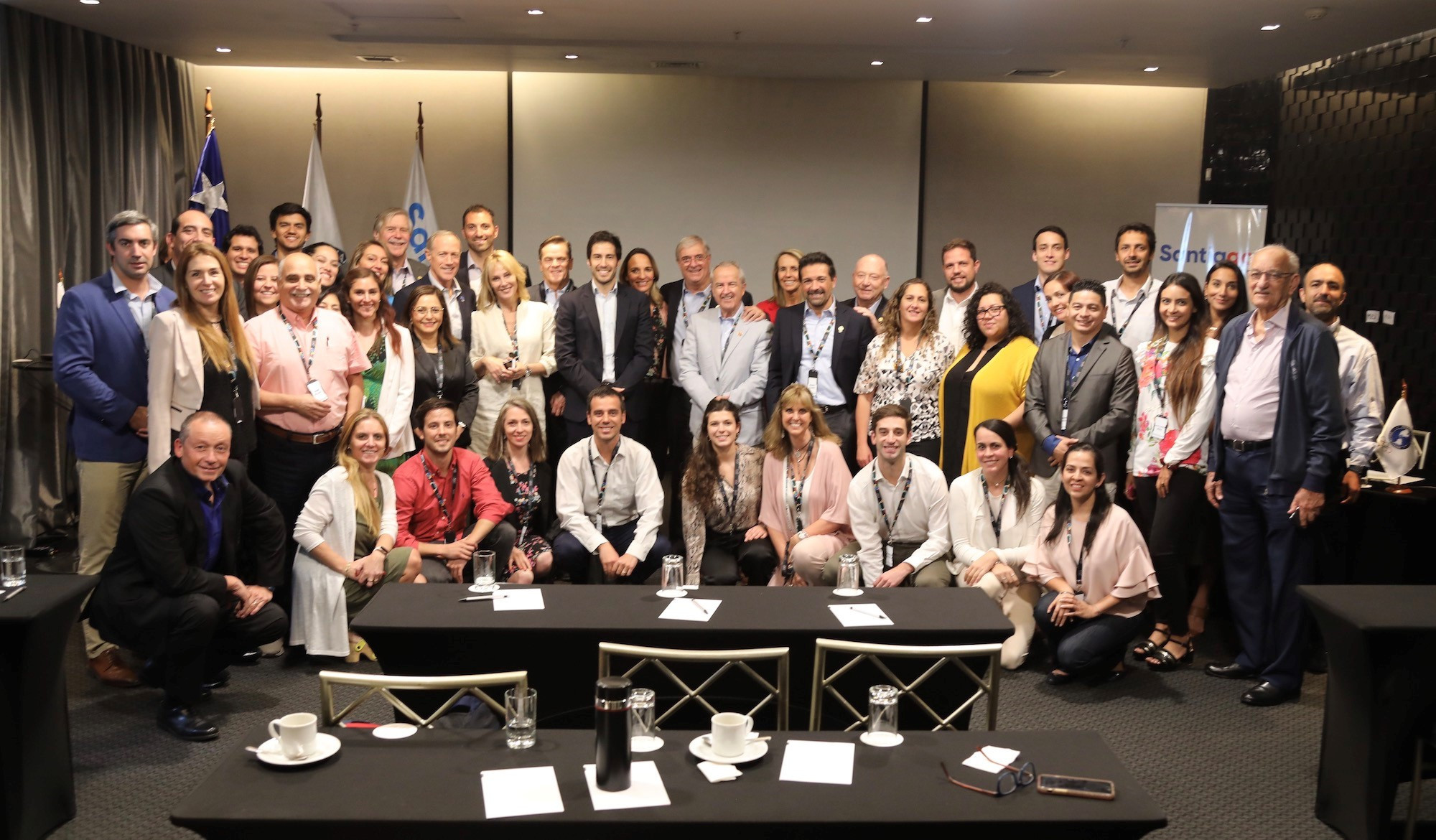 Lima 2019 delegates share experience with 2023 Pan American Games hosts Santiago