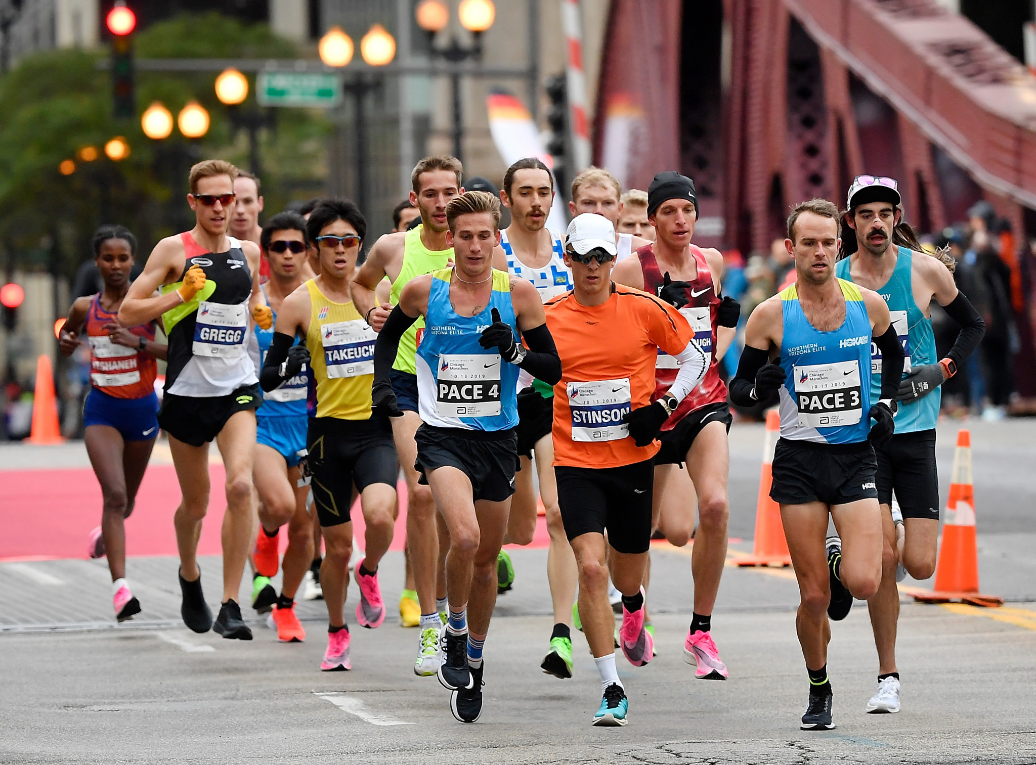 The Chicago Marathon could be set for a return in 2021 ©Getty Images