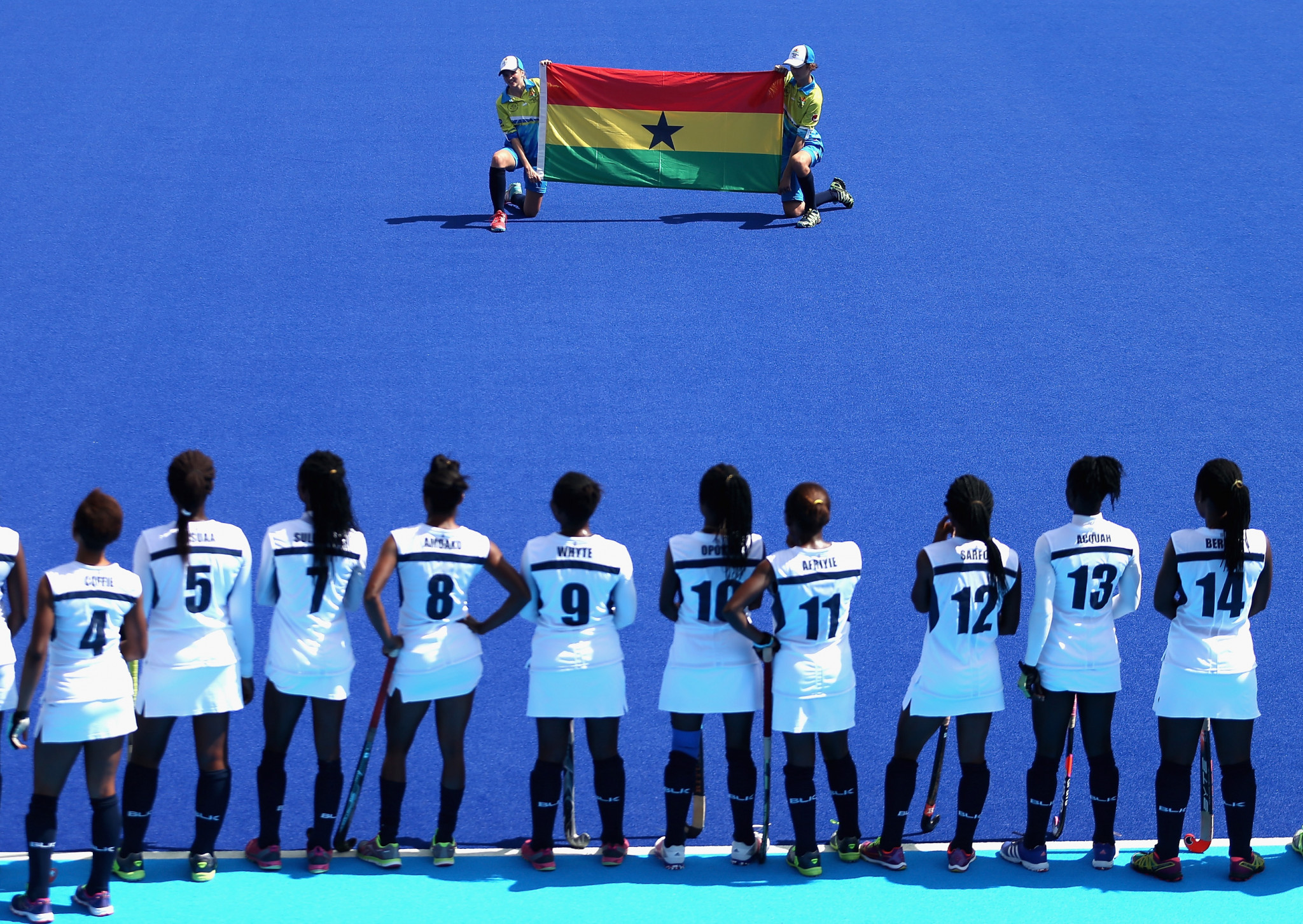 Ghana Olympic Committee secure Tokyo 2020 training base