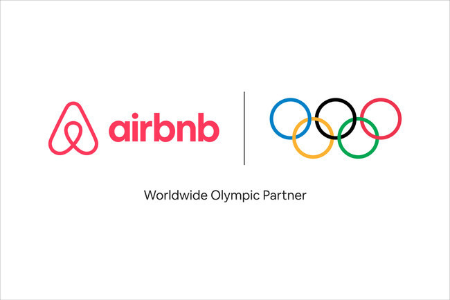 It has been confirmed that Airbnb will become a global sponsor of the International Olympic Committee in a $500 million deal ©Airbnb