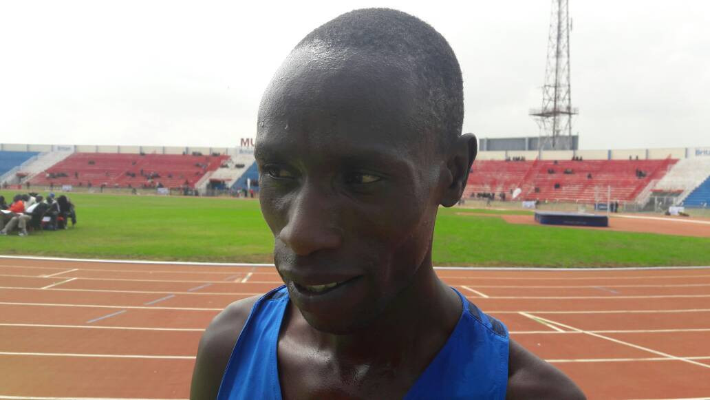 Cyrus Rutto has become the latest top Kenyan runner to be banned for four-years for doping ©YouTube
