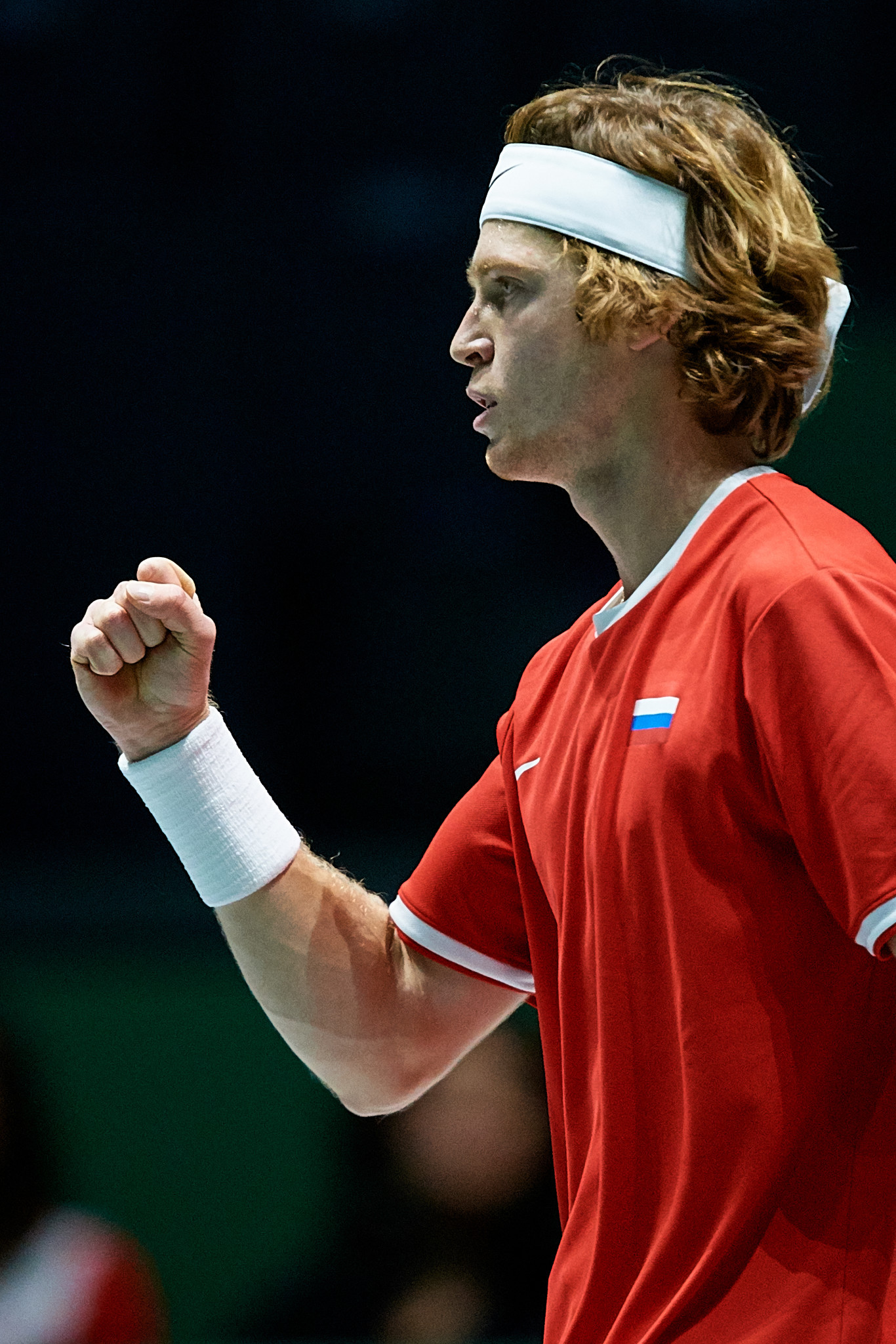 Defending champions Croatia defeated as Rublev and Khachanov rule at Davis Cup Finals