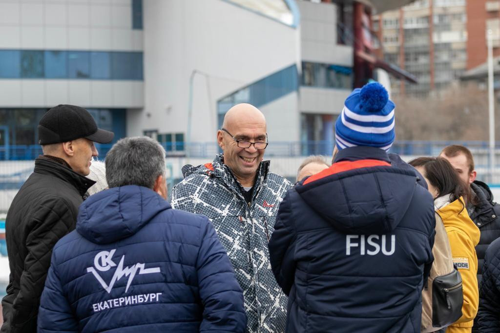 FISU completes second inspection of Yekaterinburg as build-up to 2023 Summer Universiade continues