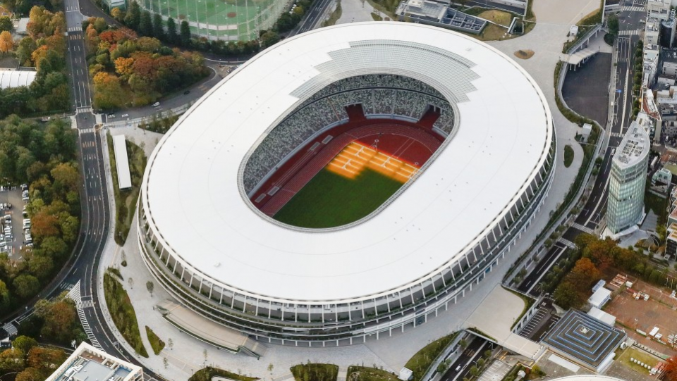 Construction of the National Stadium in Tokyo, the main venue for the 2020 Olympic and Paralympic Games, has been completed, the Japan Sport Council has announced ©Getty Images