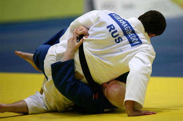 Russia lead the way with golden treble at IBSA European Judo Championships