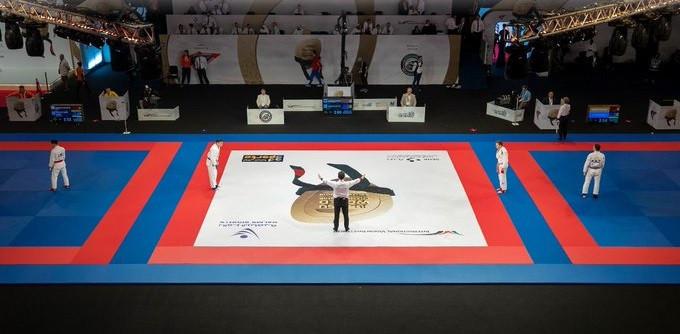 Kazakhstan enjoy successful day at Ju-Jitsu World Championships