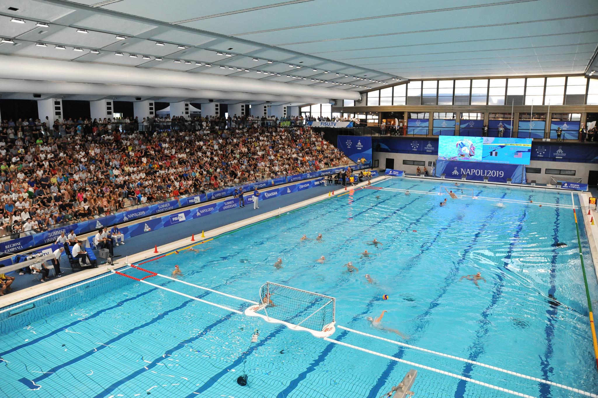 Eurosport to show highlights from 2019 Summer World University Games