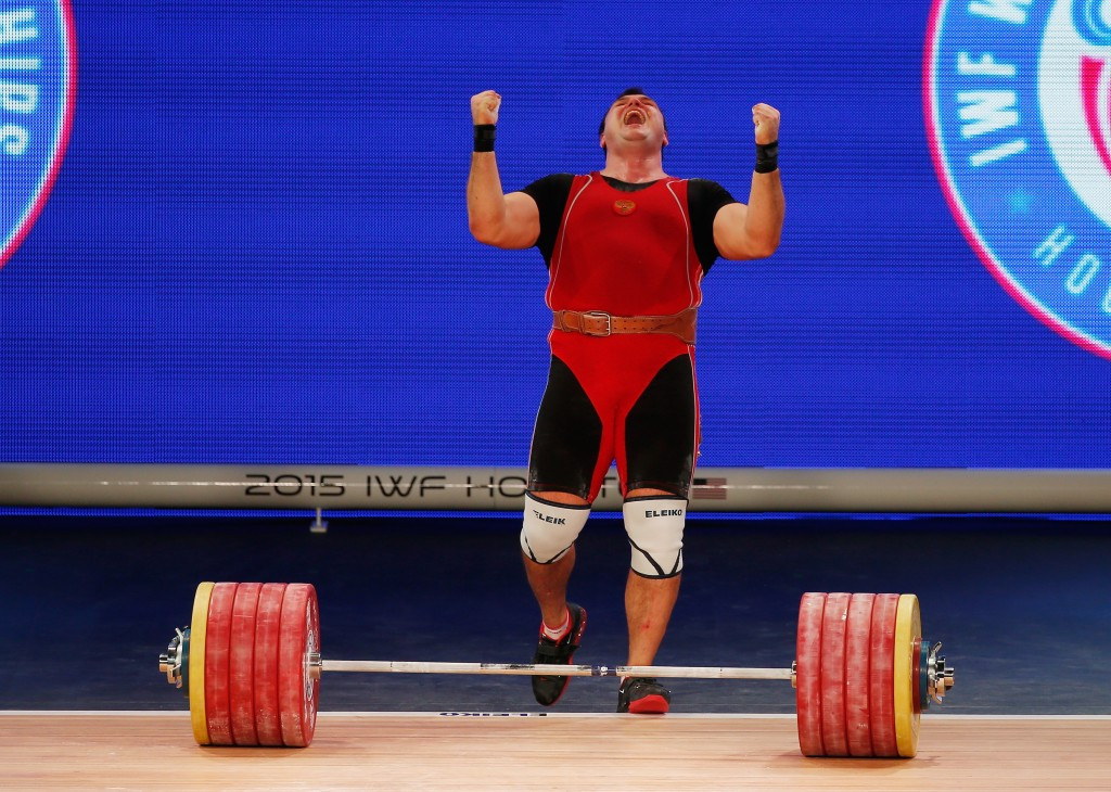 IWF World Weightlifting Championship 2015: Final day of competition