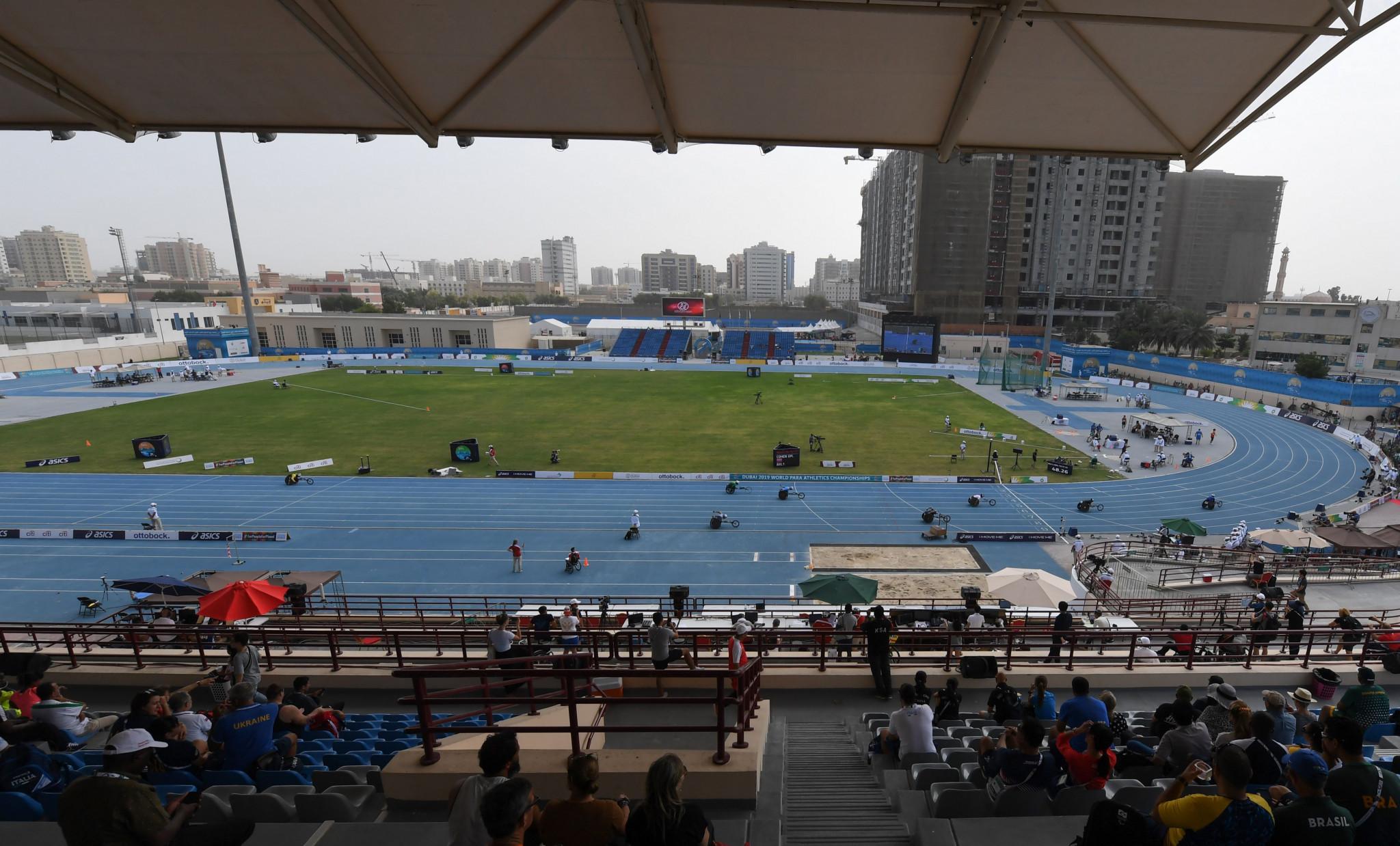Dubai to host season-opening World Para Athletics Grand Prix in 2020