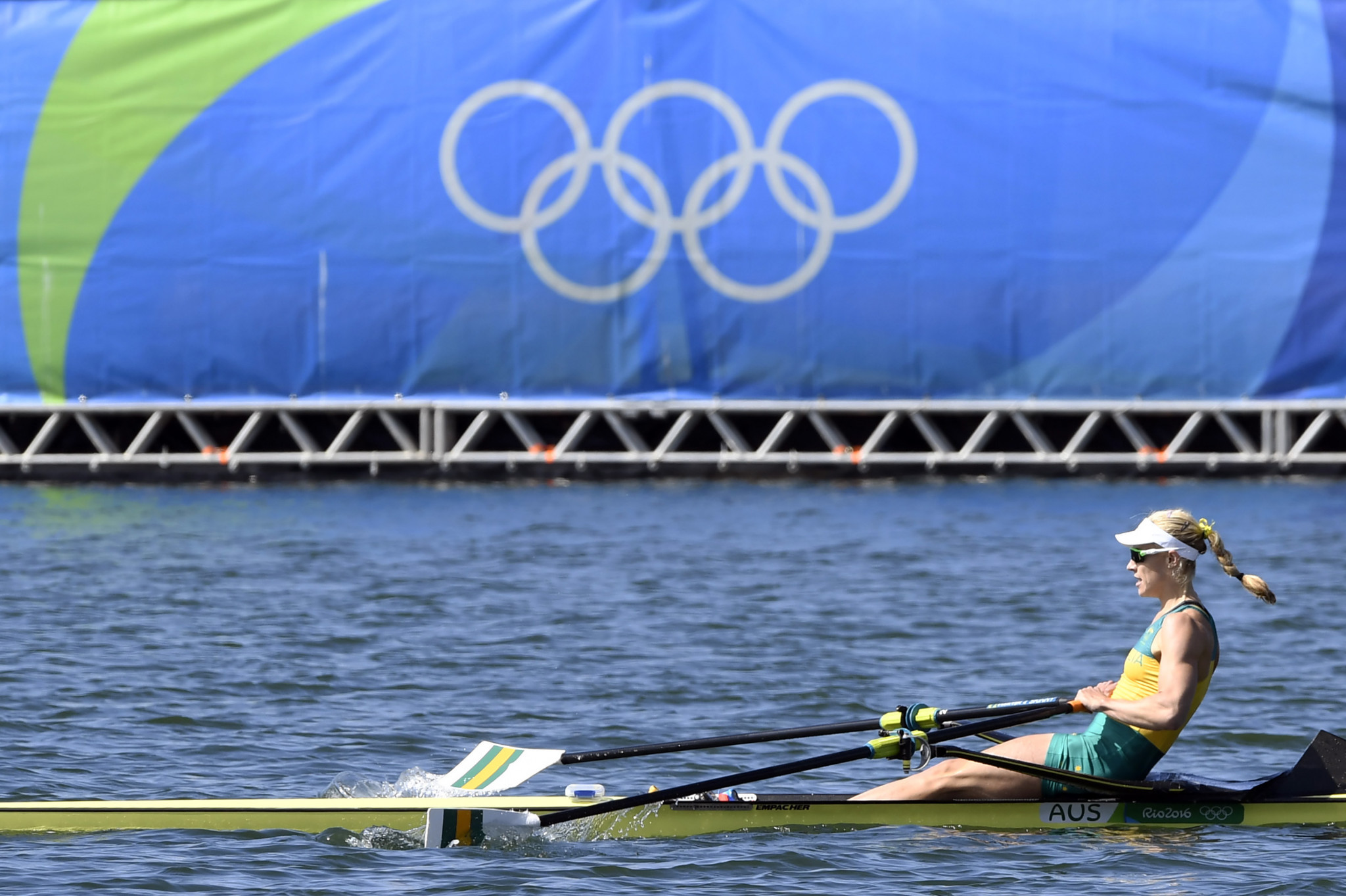 Brennan heads list of prize-winners at 2019 World Rowing Awards