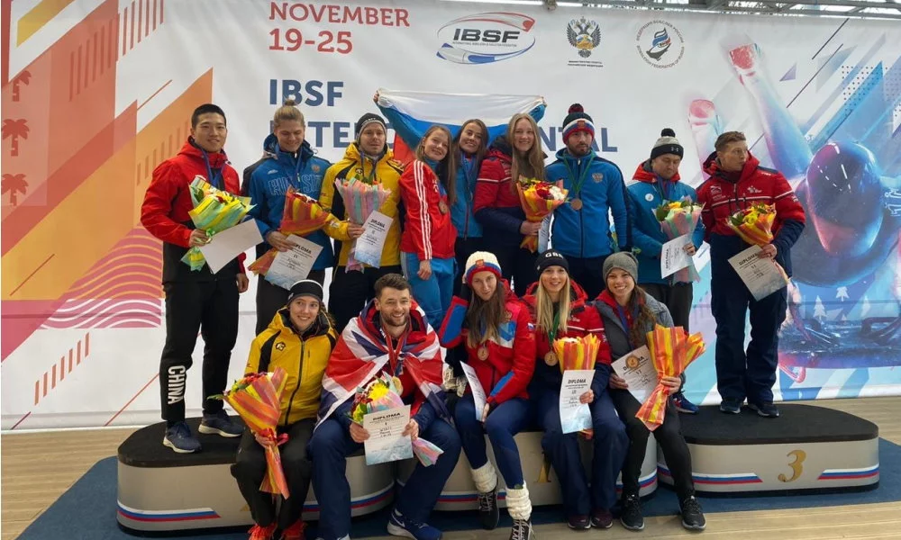 Anikina pleased with reaction as Sochi hosts first international skeleton event since 2015