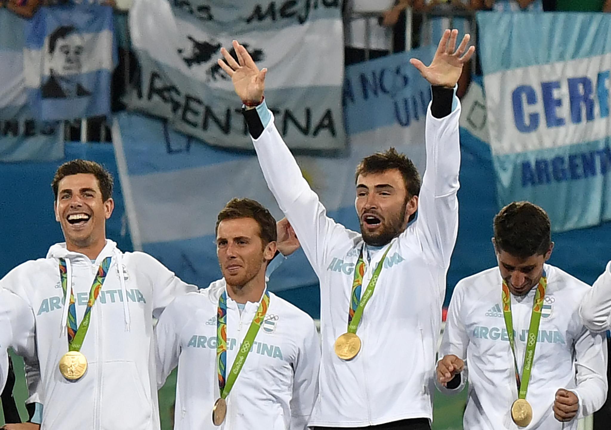 Defending men's hockey champions Argentina drawn against Australia in Tokyo 2020 pool phase