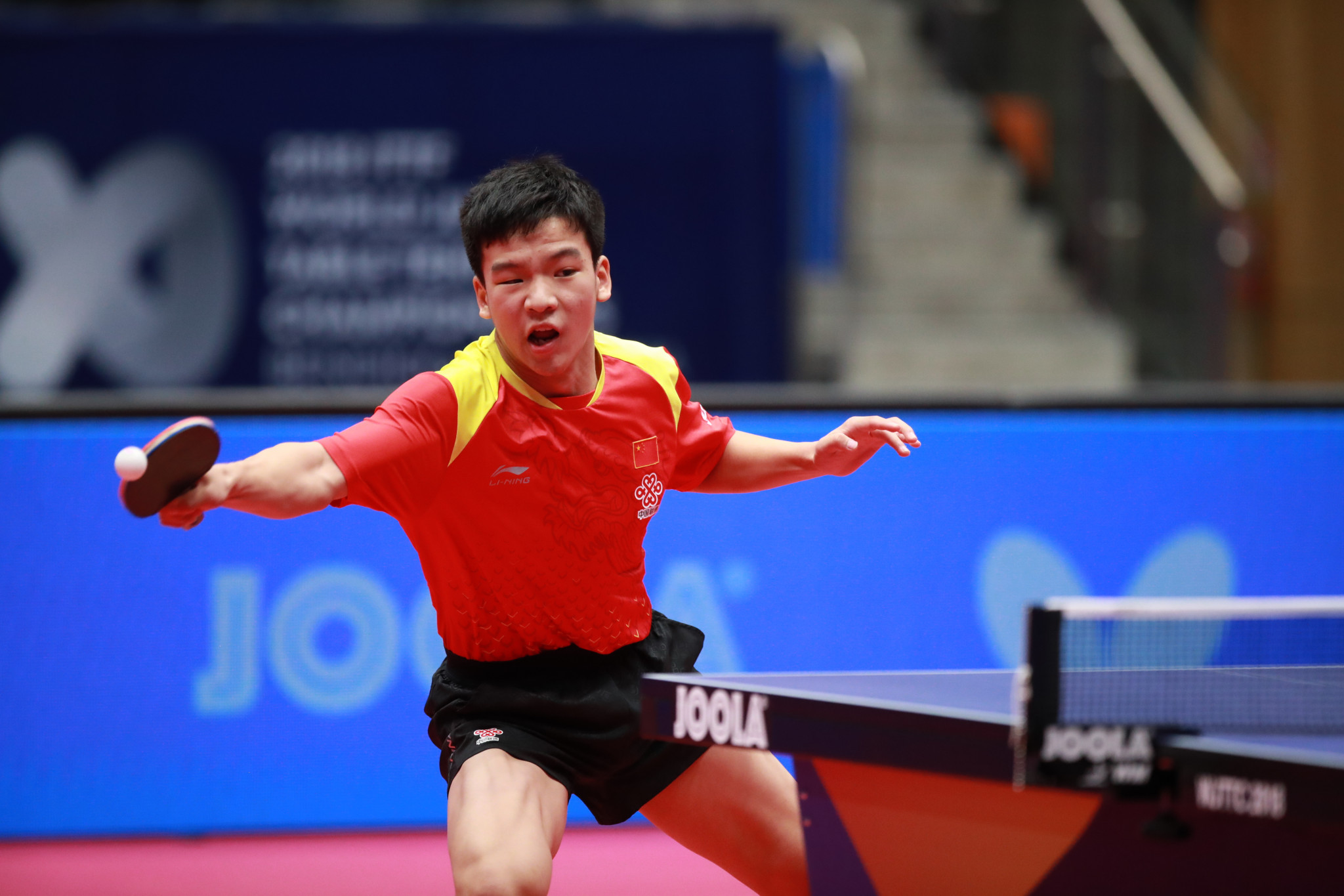 Defending champions China reach World Junior Table Tennis Championships semi-finals