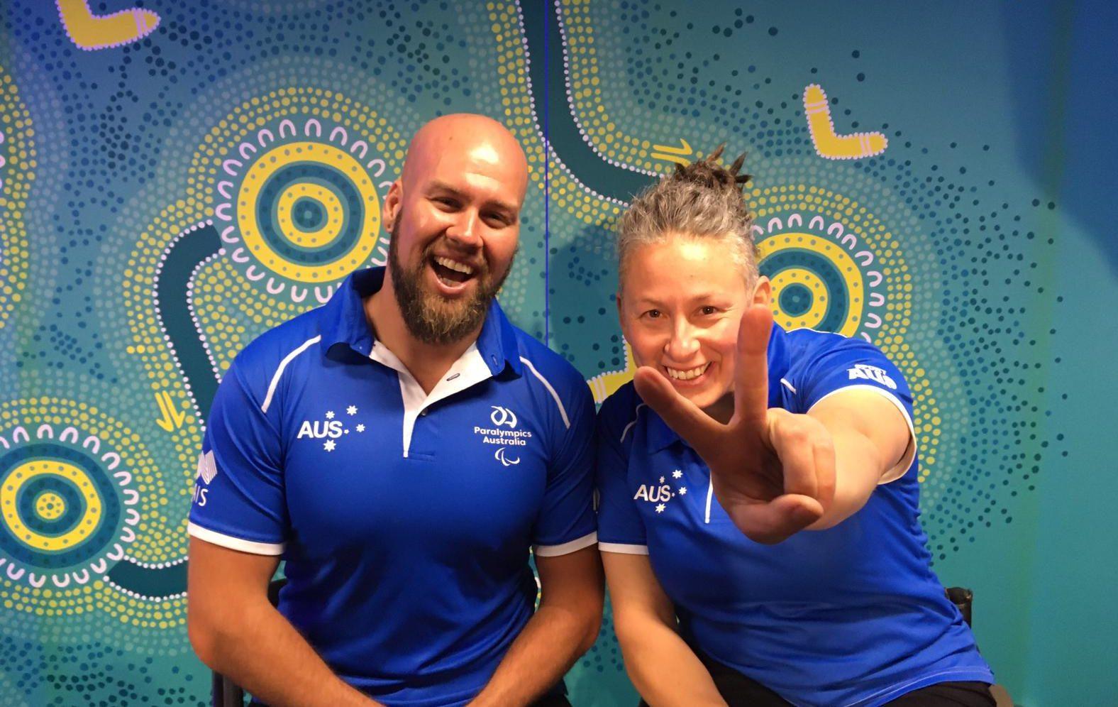 Di Toro and Batt to captain Australia at Tokyo 2020 Paralympic Games