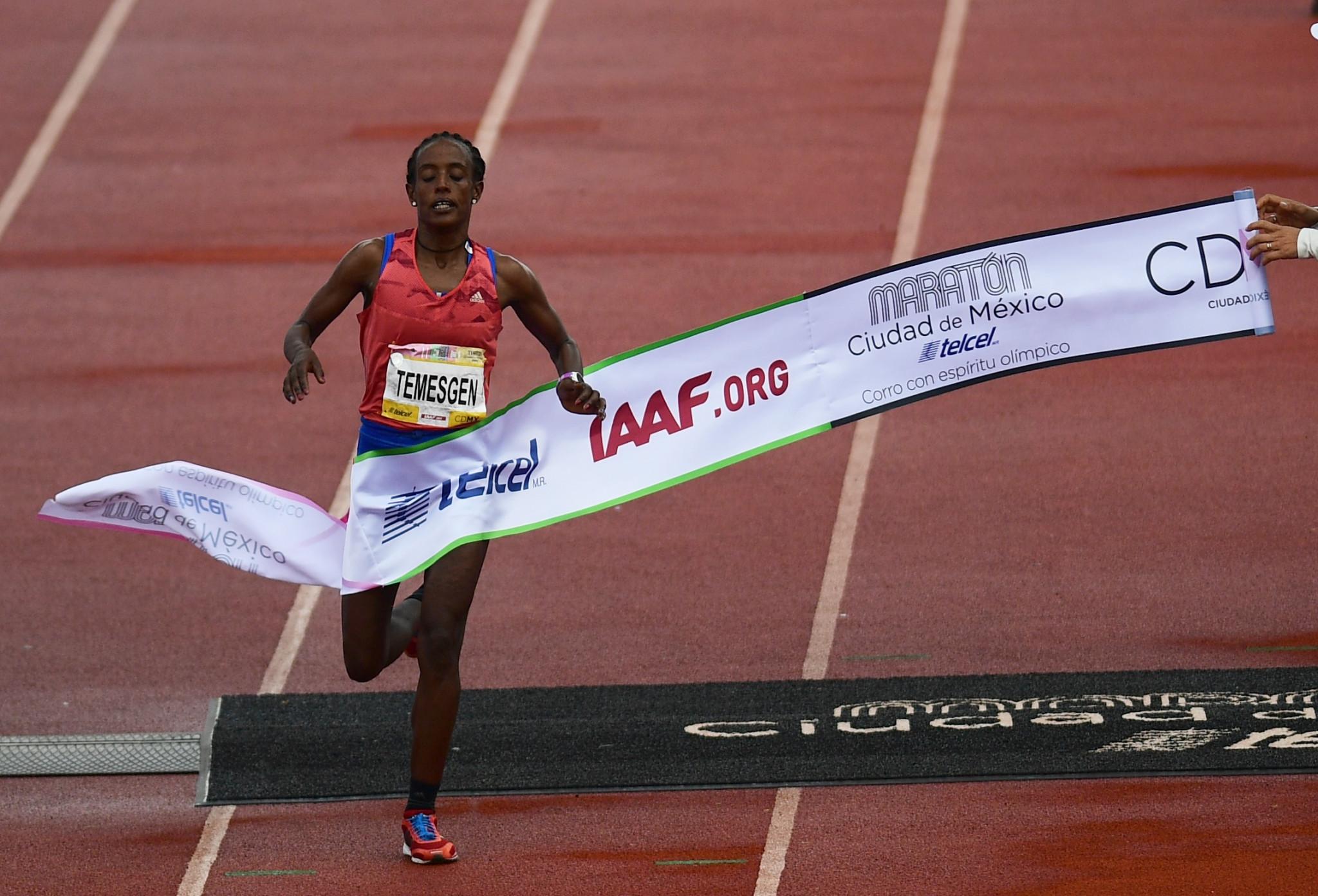 Ethiopian marathon runner receives provisional suspension after positive EPO test