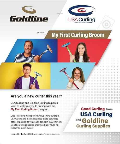 USA Curling announced the