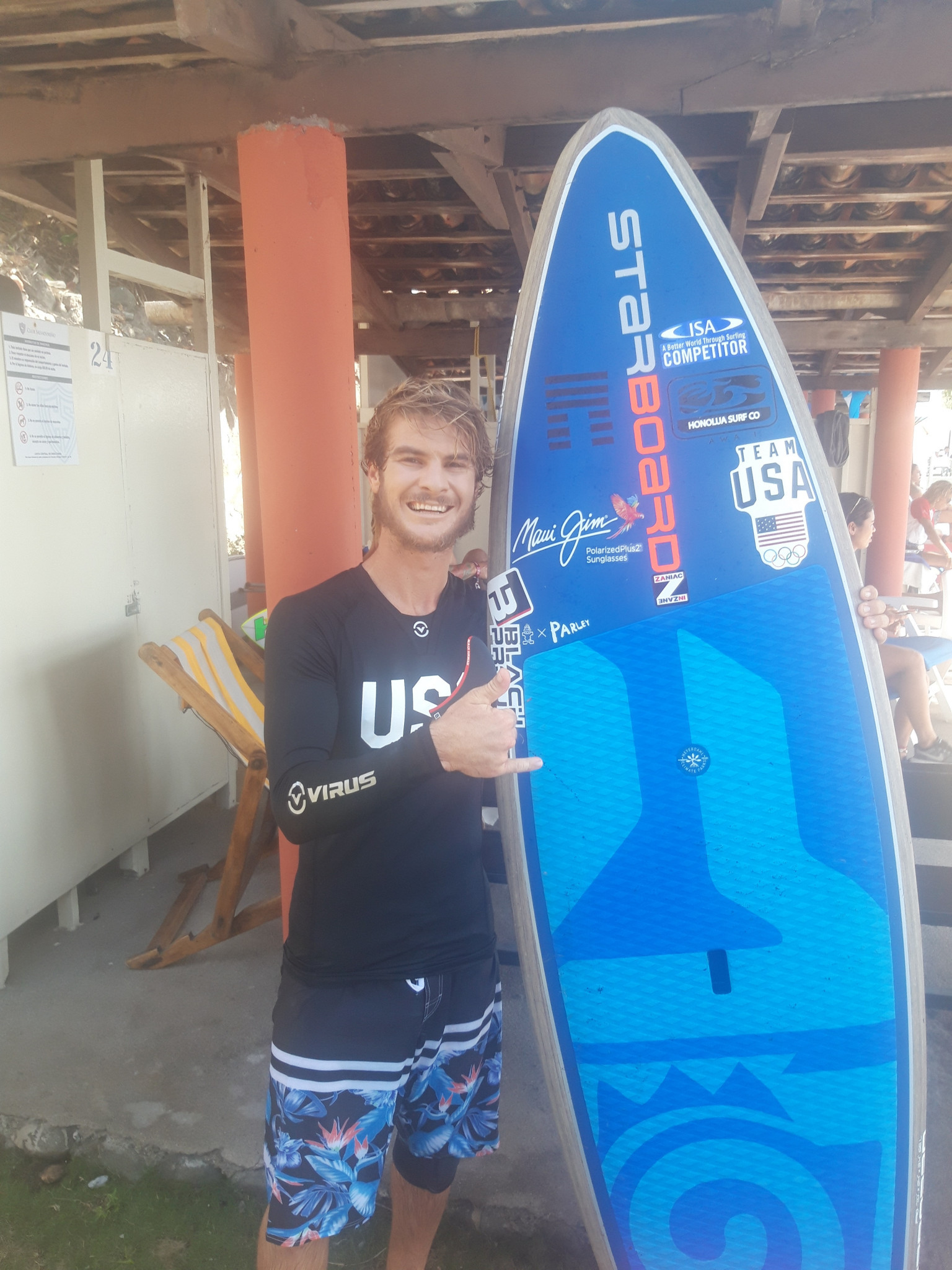 """American world champion claims ISA will maintain """"ocean playground"""" in standup paddle ownership feud"""
