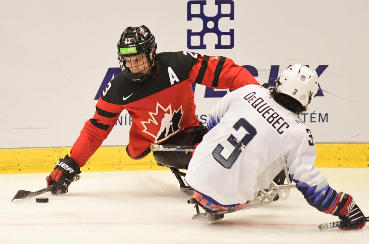 United States favourites for sixth-straight title at Para Hockey Cup