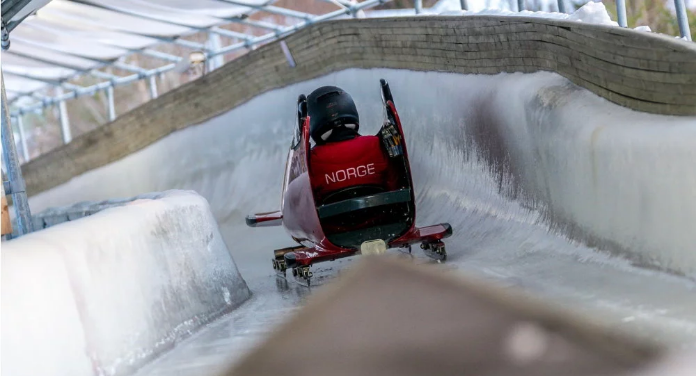 Para-bobsleigh training sessions have taken place in Lillehammer ©IBSF