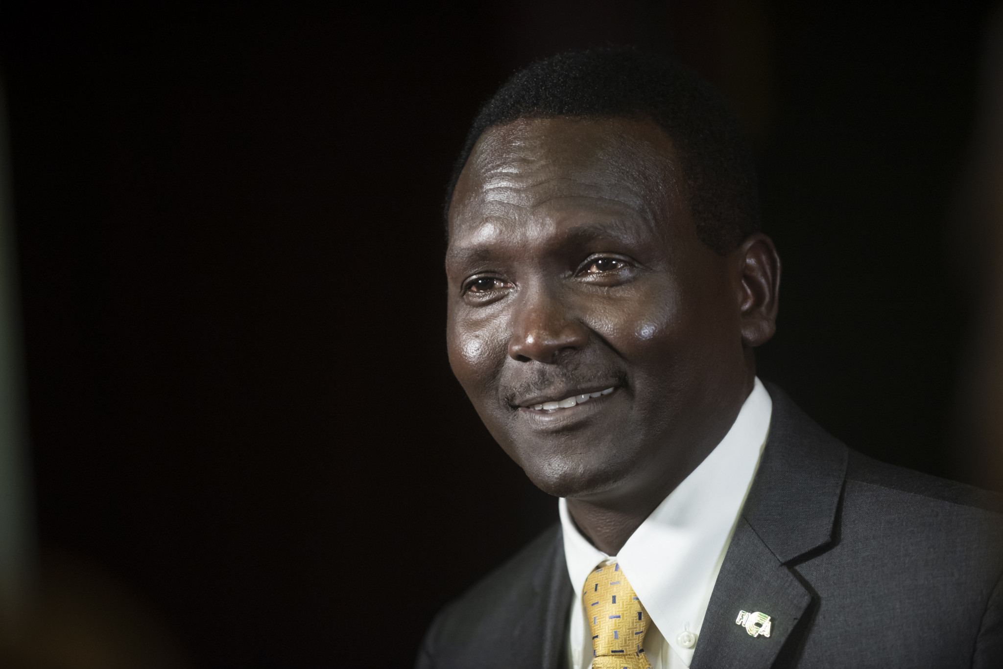 NOCK President Paul Tergat confirmed the organisation had chosen the location of its Tokyo 2020 training camp ©Getty Images