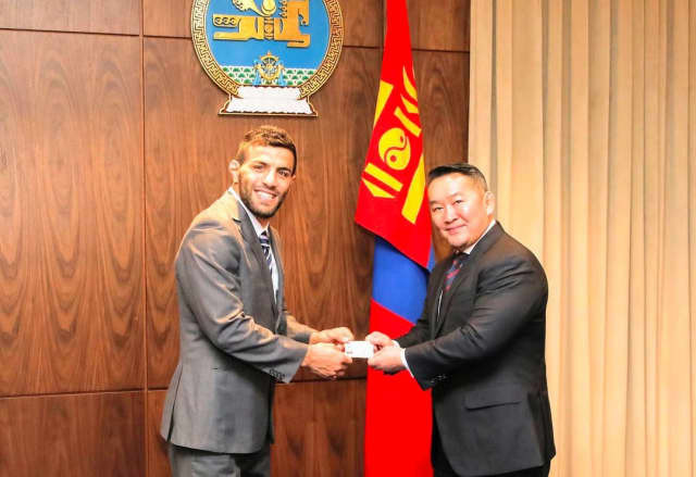Mollaei granted Mongolian citizenship in bid to compete at Tokyo 2020