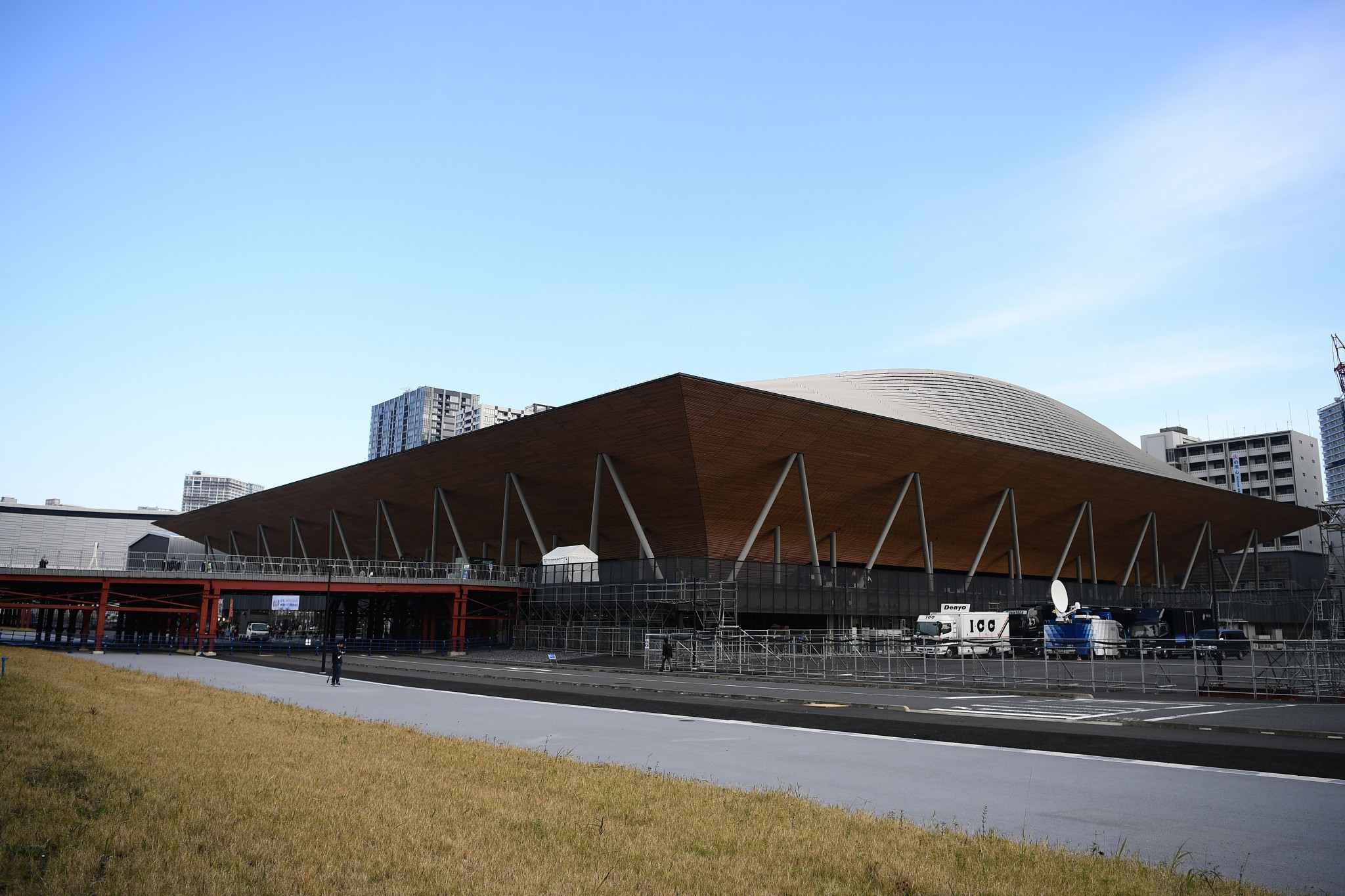 The BWI said organisers, the Metropolitan Government and the Japan Sport Council, had rebuffed their attempts to address the issue ©Getty Images