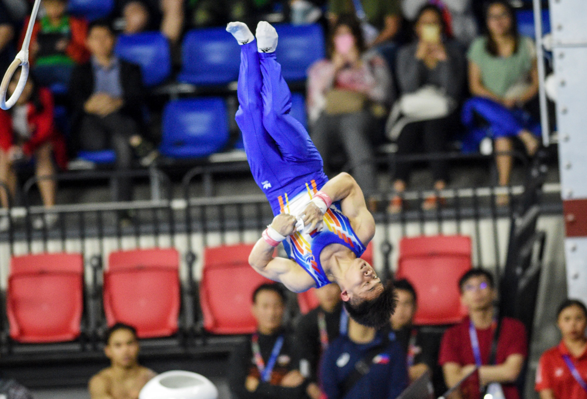 Philippines on top at Southeast Asian Games as Typhoon Kammuri forces rescheduling