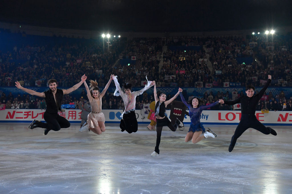 The ISU Grand Prix of Figure Skating Final is set to take place in Turin over the coming four days ©ISU