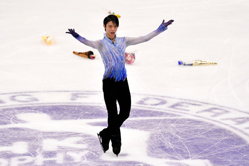 Reigning Olympic champion Yuzuru Hanyu of Japan is among those set to compete in Turin ©ISU